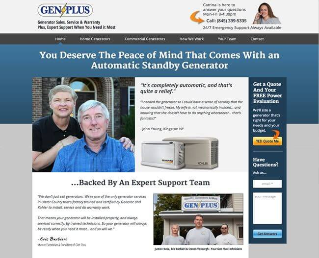 Gen-Plus, Inc screenshot